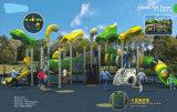 Im Freien bestes Verkaufs-Kind-Spielplatz-Gerät