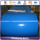 Ral9002 strich galvanisierte Stahlringe für Baumaterialien vor (CZ-P12)