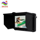 2017 HD 1080P 7 ZollPortable 4 in 1 Spieler Überwachung CCTV-DVR ohne Verzögerung