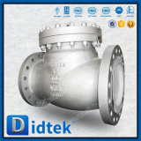 Didtek Klep van de Controle van de Schommeling van 12 Duim de Wcb Van een flens voorzien voor Water