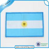 국제적인 국기 의류 레이블 자수 패치
