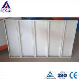 China fornecedor de armazenamento de depósito estantes Longspan electrostática a pó