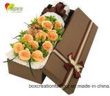 De Doos van de Gift van de Bloem van de Verpakking van het Karton van de douane