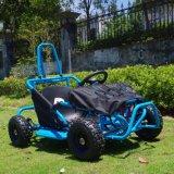 2017 Fabriqué en Chine 1 Siège Le gaz Racing Go Kart pour les enfants