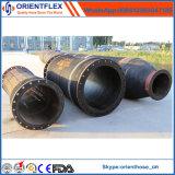 Mangueira Fuel Oil de flutuação da borracha durável flexível do grande diâmetro