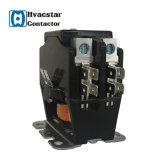 2017電気接触器2 P 40A 24V AC接触器