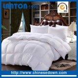 Quilt branco/cinzento/cinzento da alta qualidade do ganso/pato em China