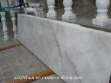 O mármore branco barato de China Guangxi telha a fábrica de mármore do Baluster