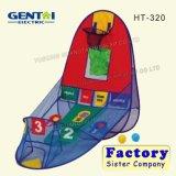 Tenda di campeggio stabilita del gioco dei capretti