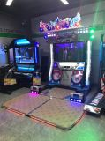 Videospiel-Tanzen-Säulengang-Spiel-Maschine