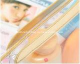 Bolso impermeable portable del cosmético del PVC de la industria promocional de los cosméticos