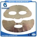 Papier facial de masque d'or de masque protecteur d'or