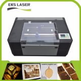 De Machine van de Laser van het Knipsel en van de Gravure van het bamboe maakt Gift
