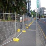 حارّ ينخفض يغلفن سياج مؤقّت لأنّ أستراليا/زيلاندا جديدة