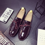 Способ Doug кожаный ботинок новых людей великобританский обувает ботинки ботинок людей управляя