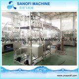 Petite chaîne de production remplissante potable mis en bouteille complète complètement automatique de l'eau minérale