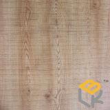 Papel impregnado melamina decorativa del grano de madera de roble para los muebles o puerta del fabricante chino