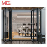 Forte portello Bifold di alluminio esterno di ottimo rendimento