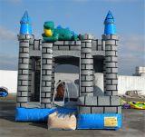 Castello gonfiabile di tema del dinosauro (B3055)