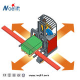 Batteria e tipo potere Souce di estensione e tutto il tipo tipo 4 carrello elevatore elettrico di estensione di modo