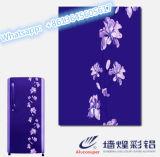 Hoja de acero del nuevo del diseño color decorativo del metal para la cara del refrigerador