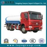 [سنوتروك] [هووو] ماء شاحنة [6إكس4] شاحنة قلّابة مع [12000ل] حجم