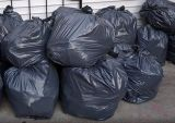 55 галлон, 50 Количество тяжелых мешок мешки для мусора