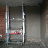 Tupoの内部に壁の塗ることのための自動レンダリング機械