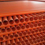 Tubo del PVC di alta qualità con acqua