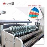 PVC 식민 기와 플라스틱 장 밀어남 기계