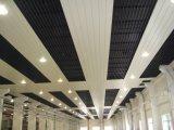 L'aluminium matériel décoratif intérieur a suspendu le modèle formé par métal de panneaux de plafond