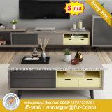 Ronda redefinidos curvo lateral mesa de café (HX-8ª9013)