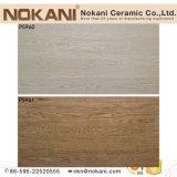 Tegel van de Plank van de Tegel van de Muur van Inkjet de Ceramische Houten voor Decoratieve Muur