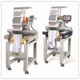 Tête simple Machine à broder informatisée avec 12/15 couleurs