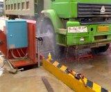 自動トラックの車輪の洗濯機