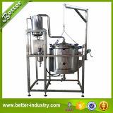 Equipamentos de extração de óleo essencial de rosas