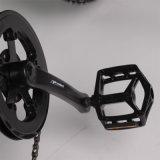 fetter Gebirgselektrisches Fahrrad des Gummireifen-1000W mit hydraulischer Scheibenbremse