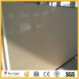 Künstlicher fester Oberflächenküche-Kostenzähler-schwarzer Quarz