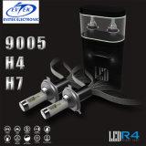 공장 가격 고성능 H1/H3/H7/H4/9005/9006 40W R4 LED 헤드라이트