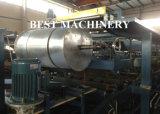 Производственная линия машинного оборудования панели сандвича панели шерстей EPS/Rock