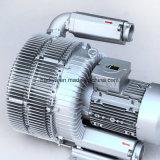 charca de pescados de alta presión de Turbo del canal de la cara del ventilador de la aireación 5.5kw