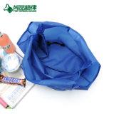 Polyester-faltbarer Lebensmittelgeschäft-Beutel-Einkaufentote-Beutel mit getrenntem Beutel