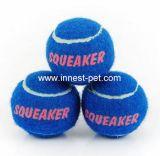 Qualitäts-Haustier-Hundegummitennis-Kugel-Kauen-Spielzeug