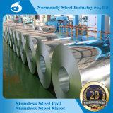 Numéro 8 la surface a laminé à froid la bobine et les bandes de l'acier inoxydable 201