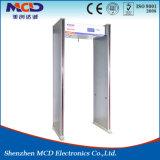 Caminar a través de las puertas del detector de metales, el metro detectores de metales, detectores de metales de mano, Equipaje de escáner de rayos X, en el Espejo de Búsqueda de vehículo