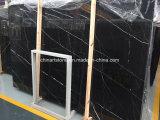 Chinese Zwarte Marmeren Tegel voor Bevloering