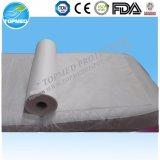 Rodillo de papel quirúrgico disponible no tejido ajustable de la talla de la hoja