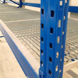 Piattaforma stridente galvanizzata per la cremagliera del pallet