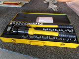 De hydraulische Plooiende Hand Plooiende Plooiende Hulpmiddelen van het Handvat van de Kabel van Hulpmiddelen Plier hhy-400A