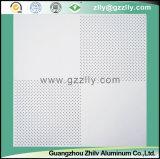 Plafond van het Aluminium van de fabriek het Directe voor de Decoratie van de Zaal